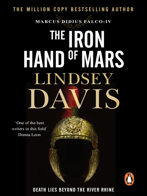 Title details for The Iron Hand of Mars by Lindsey Davis - Available