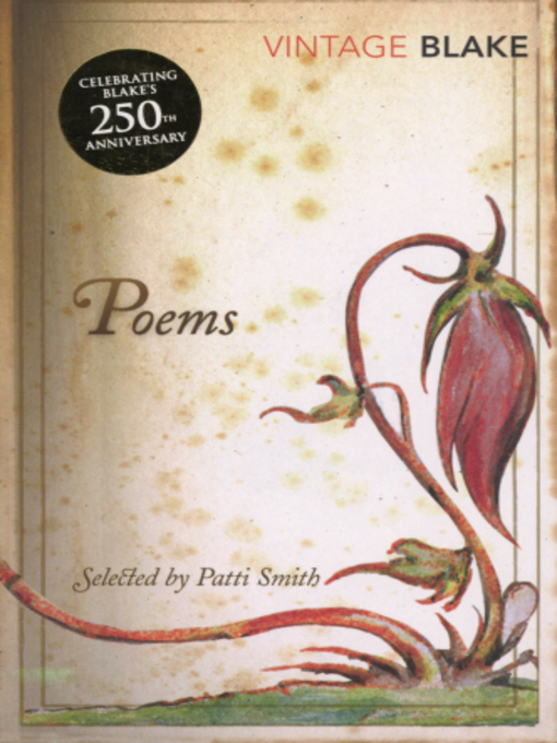 Title details for Poems by William Blake - Wait list