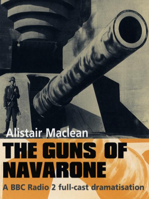guns from navarone book