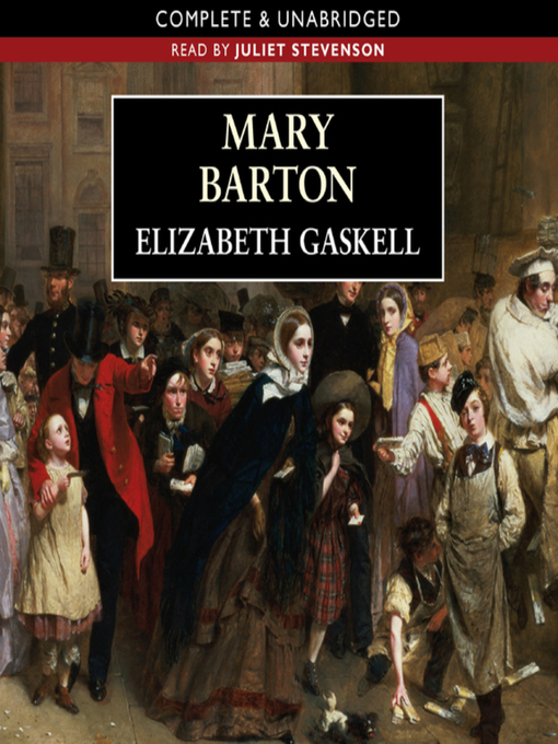 Title details for Mary Barton by Elizabeth Gaskell - Available