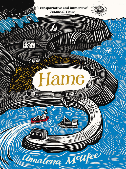 Title details for Hame by Annalena McAfee - Wait list
