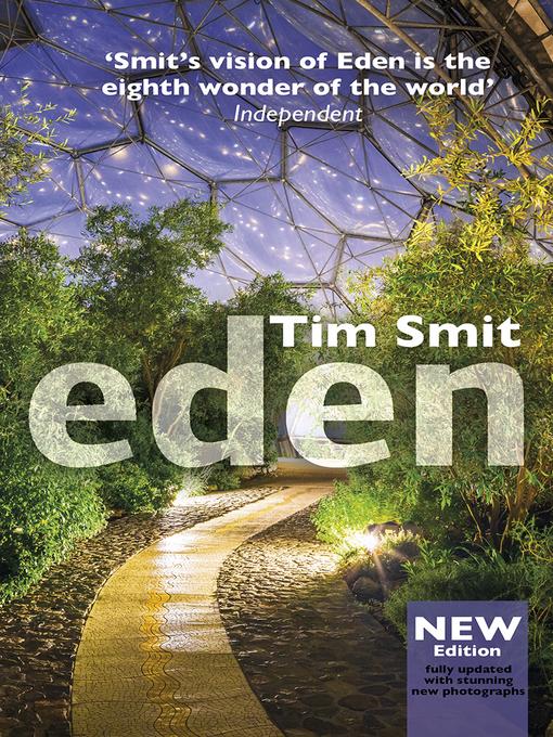 Title details for Eden by Tim Smit - Wait list