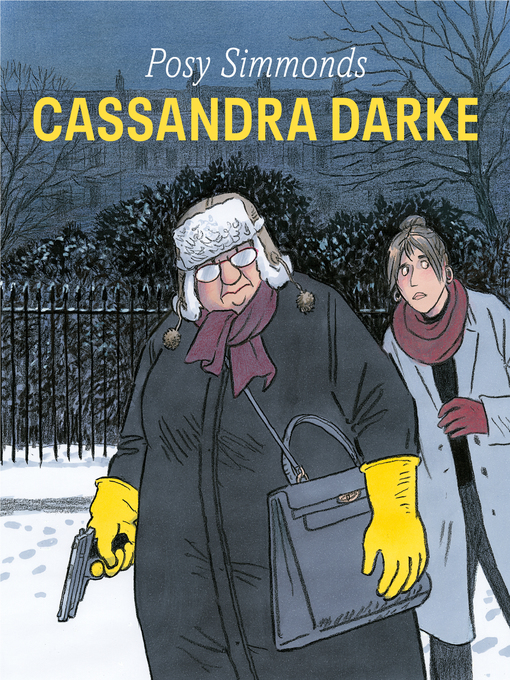 Title details for Cassandra Darke by Posy Simmonds - Available