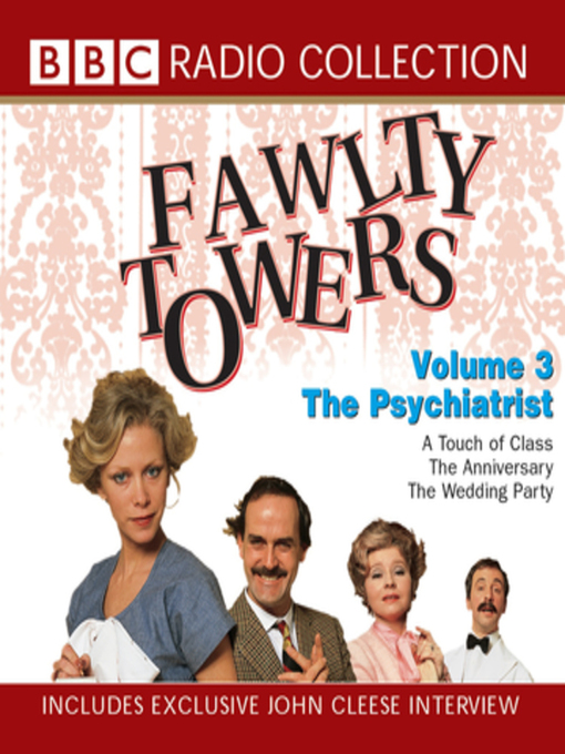 Title details for Fawlty Towers by Connie Booth - Wait list