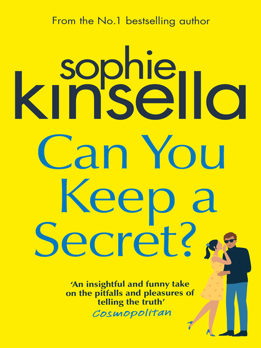 Title details for Can You Keep a Secret? by Sophie Kinsella - Available