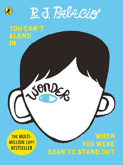 Title details for Wonder by R J Palacio - Wait list