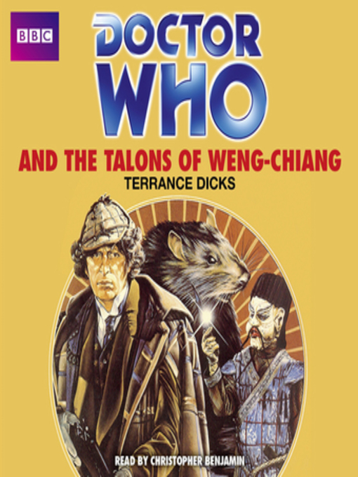 Title details for Doctor Who and the Talons of Weng-Chiang by Terrance Dicks - Wait list