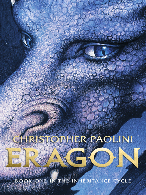 Title details for Eragon by Christopher Paolini - Wait list