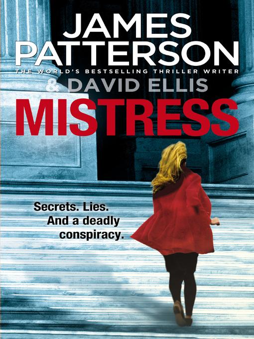 Title details for Mistress by James Patterson - Wait list