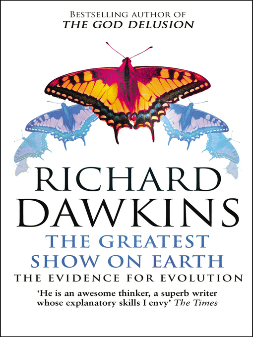 Title details for The Greatest Show on Earth by Richard Dawkins - Available