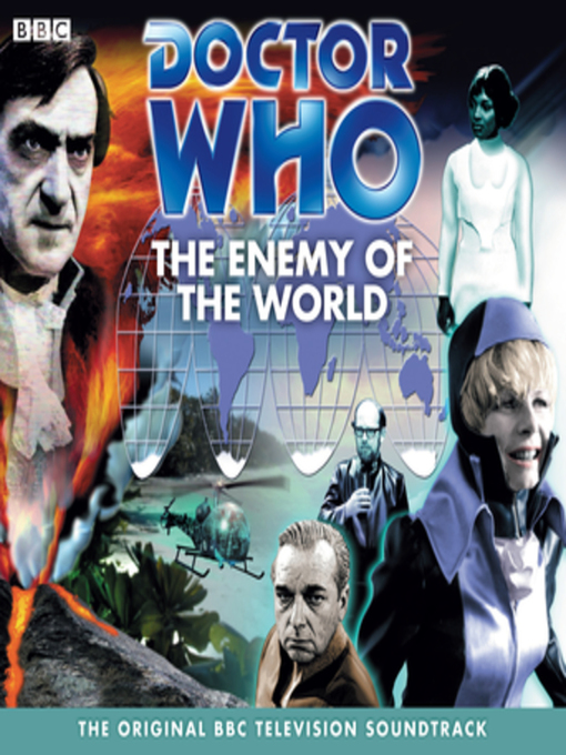 Title details for Doctor Who--The Enemy of the World (TV Soundtrack) by David Whitaker - Available