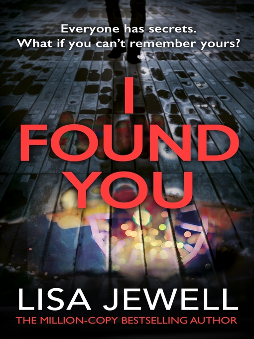 Title details for I Found You by Lisa Jewell - Available