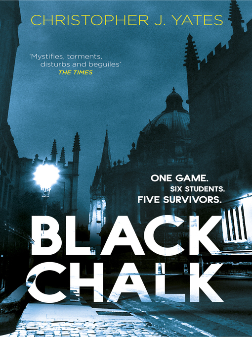 Title details for Black Chalk by Christopher J. Yates - Available
