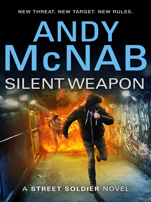 Title details for Silent Weapon by Andy McNab - Wait list