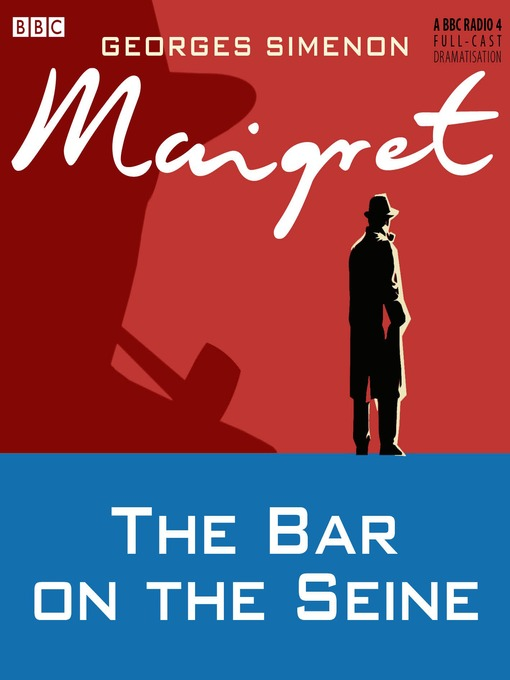 Title details for The Bar on the Seine by Georges Simenon - Available