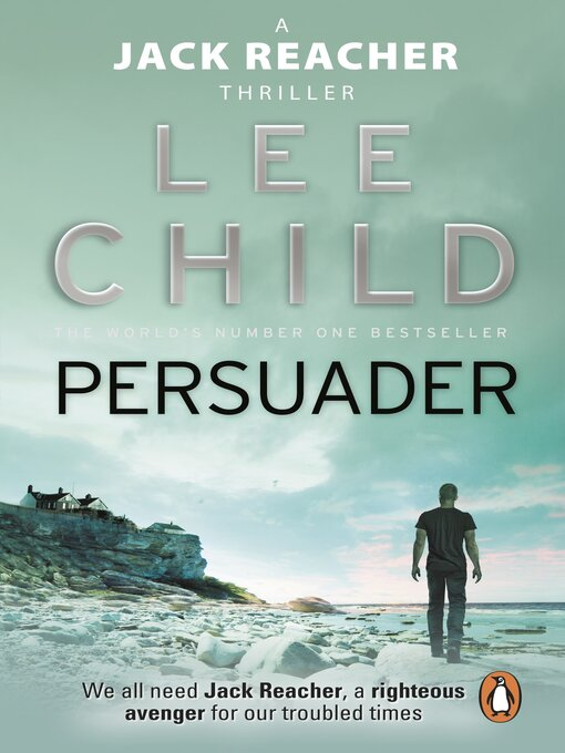 Title details for Persuader by Lee Child - Wait list