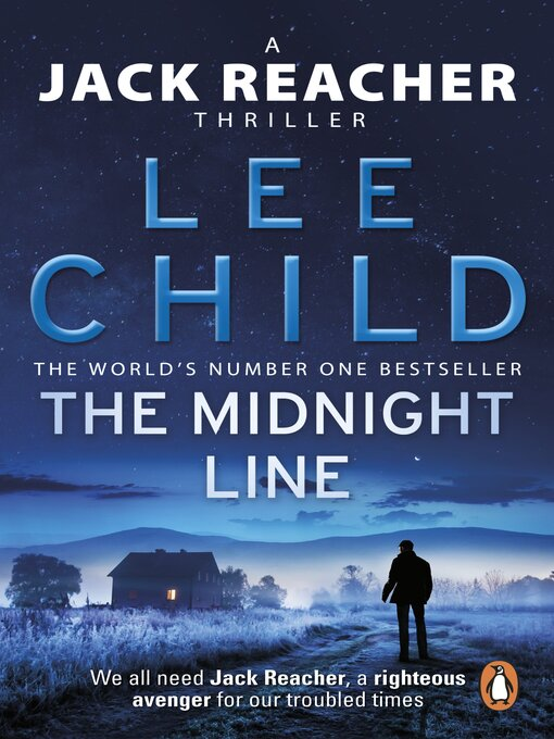 Title details for The Midnight Line by Lee Child - Wait list