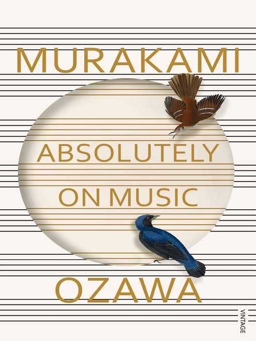 Title details for Absolutely on Music by Haruki Murakami - Available