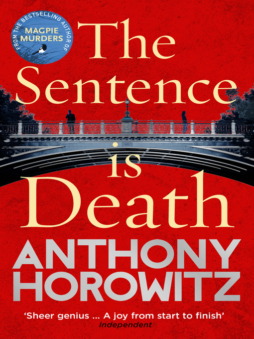 Title details for The Sentence is Death by Anthony Horowitz - Wait list