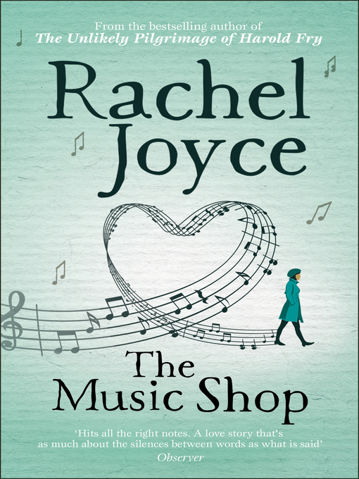 Title details for The Music Shop by Rachel Joyce - Available