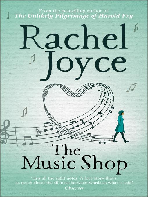Title details for The Music Shop by Rachel Joyce - Wait list