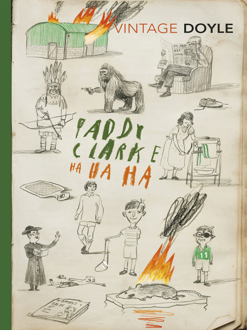 Title details for Paddy Clarke Ha Ha Ha by Roddy Doyle - Available