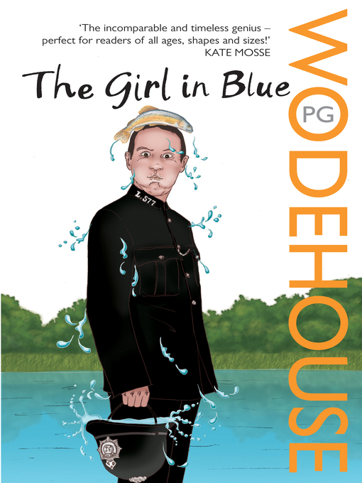 Title details for The Girl in Blue by P.G. Wodehouse - Available