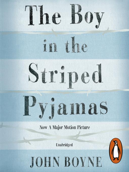 a boy in striped pajamas book