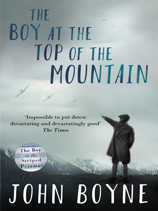 Titelansicht von The Boy at the Top of the Mountain