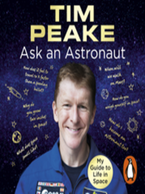 Title details for Ask an Astronaut by Tim Peake - Available