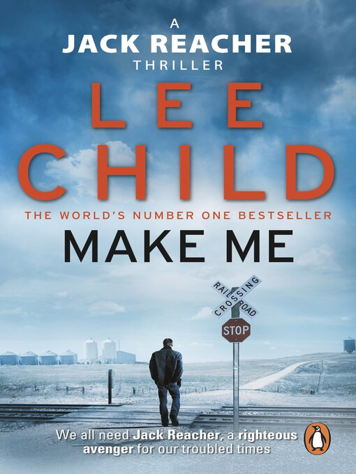 Title details for Make Me by Lee Child - Wait list