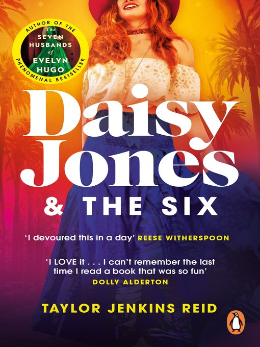 Title details for Daisy Jones and the Six by Taylor Jenkins Reid - Available