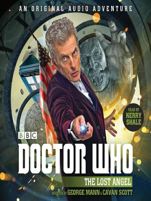 Cover of Doctor Who: The Lost Angel
