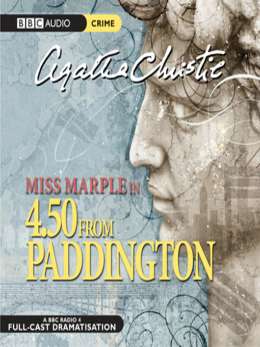 Title details for 4.50 from Paddington by Agatha Christie - Available