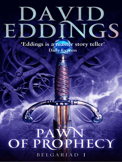 Title details for Pawn of Prophecy by David Eddings - Wait list