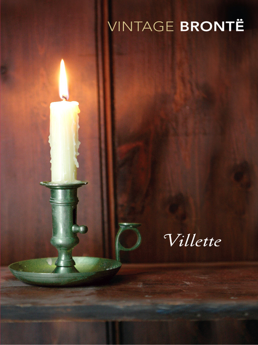 Title details for Villette by Charlotte Bronte - Wait list