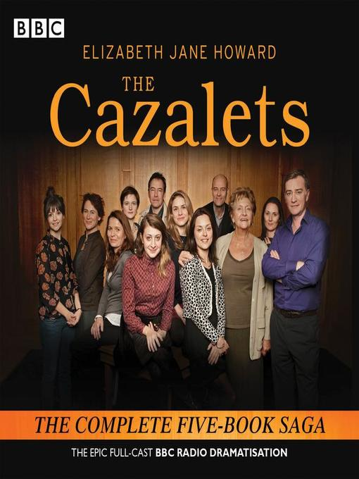 Title details for The Cazalets by Elizabeth Jane Howard - Wait list