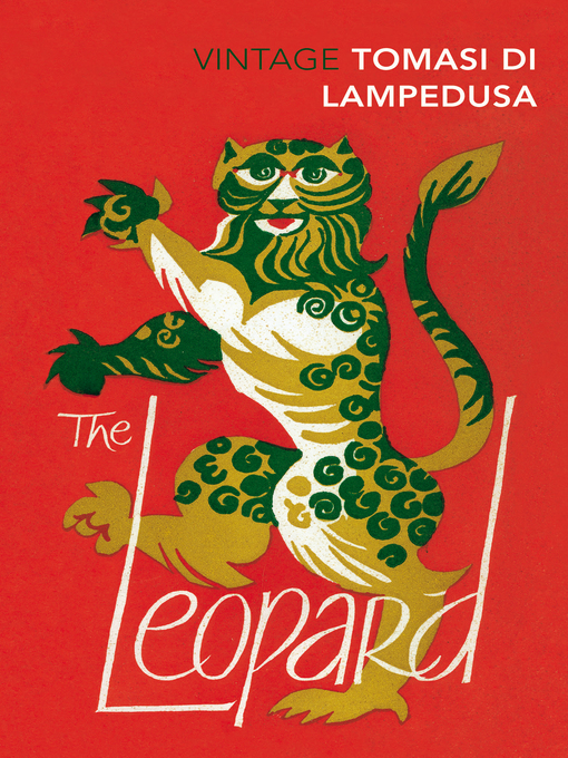 Title details for The Leopard by Giuseppe Tomasi di Lampedusa - Wait list