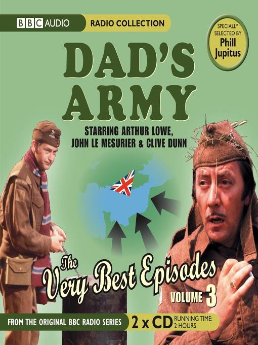 Title details for Dad's Army by BBC Audiobooks - Available