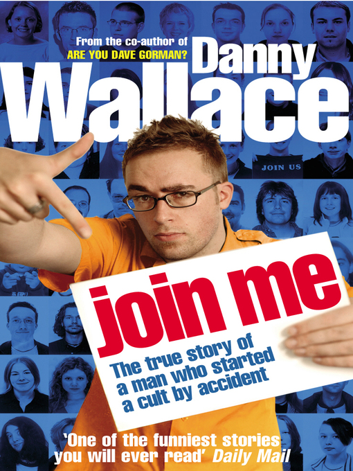 Title details for Join Me by Danny Wallace - Wait list