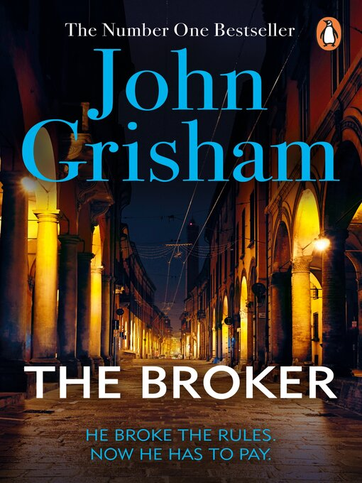Title details for The Broker by John Grisham - Available