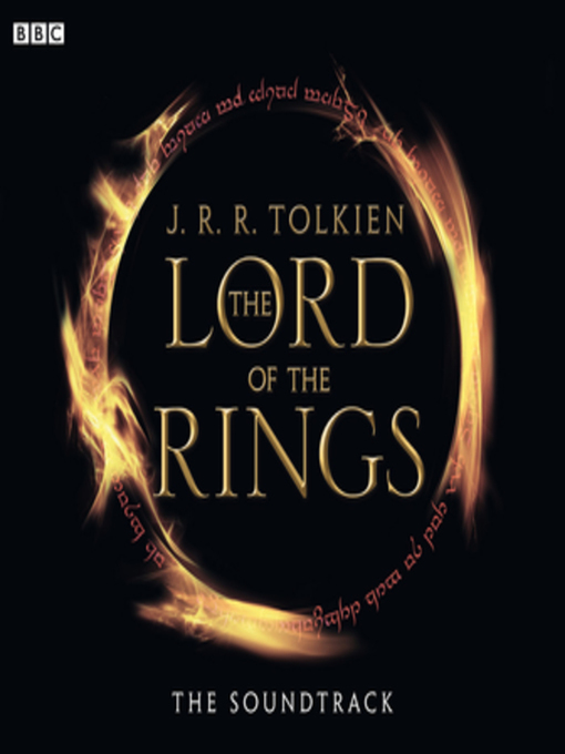 Cover of The Lord of the Rings Soundtrack