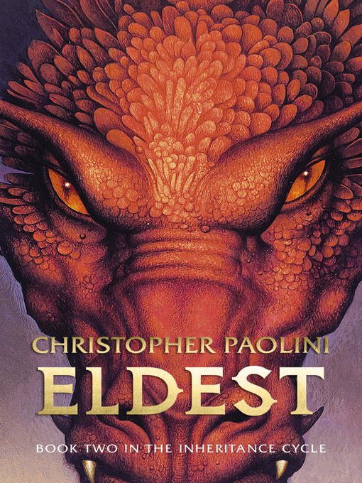 Title details for Eldest by Christopher Paolini - Available