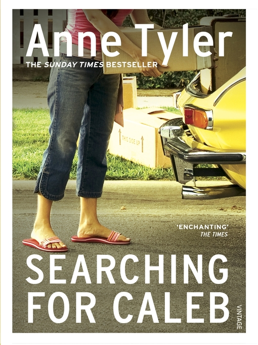 Title details for Searching for Caleb by Anne Tyler - Available