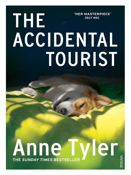 a review of the story of the accidental tourist