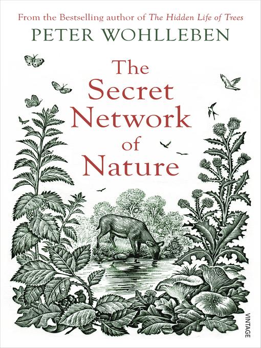 Title details for The Secret Network of Nature by Peter Wohlleben - Wait list