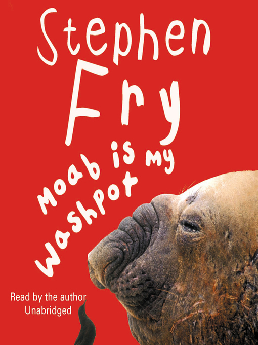 Title details for Moab is My Washpot by Stephen Fry - Wait list