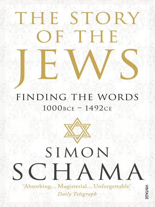Title details for The Story of the Jews by Simon Schama - Wait list