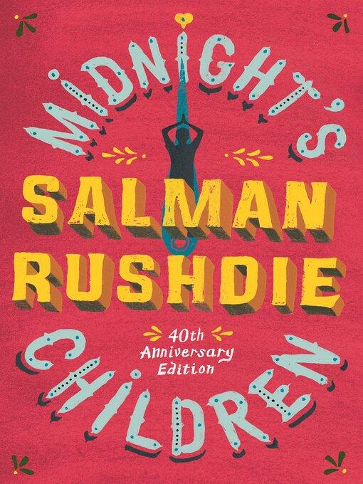Title details for Midnight's Children by Salman Rushdie - Wait list