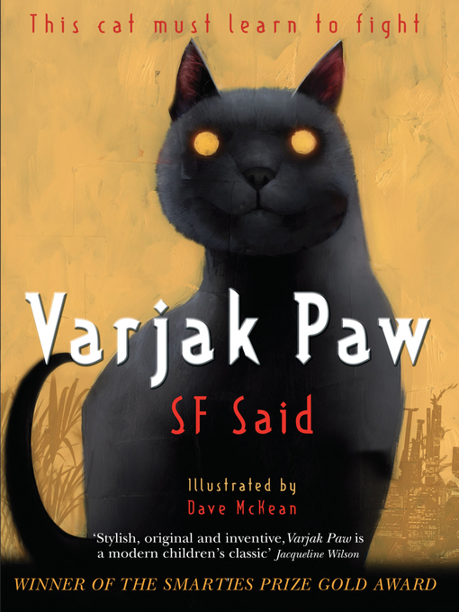 Title details for Varjak Paw by Sf Said - Available
